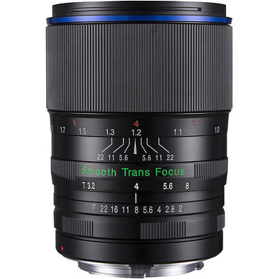 Venus Optics Laowa 105mm f/2 Smooth Trans Focus Lens