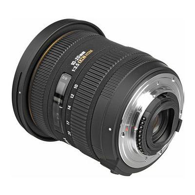 Sigma 10 20mm F3.5 EX DC HSM