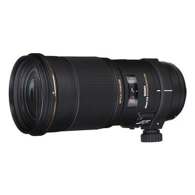Sigma 180mm F2.8 APO Macro EX DG OS HSM