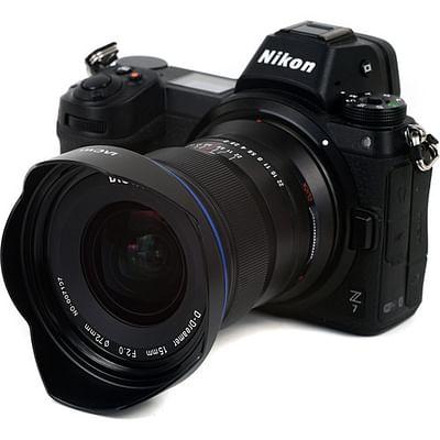 Laowa 15mm f2 FE Zero-D Lens for Nikon Z
