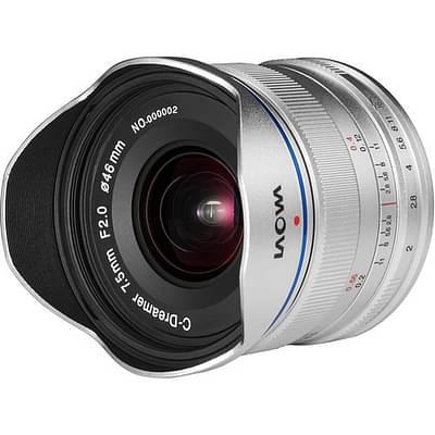 Laowa 7.5mm f2 MFT Lens