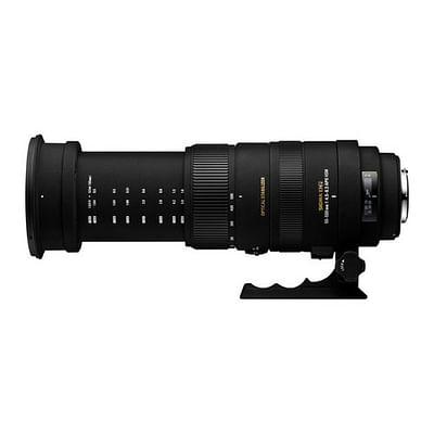 Sigma 50-500mm F4.5-6.3 DG OS HSM APO