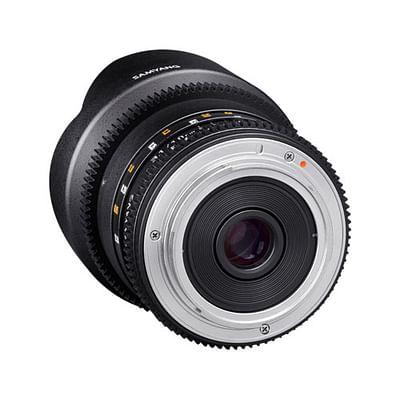 Samyang 10mm T3.1 VDSLR ED AS NCS CS II
