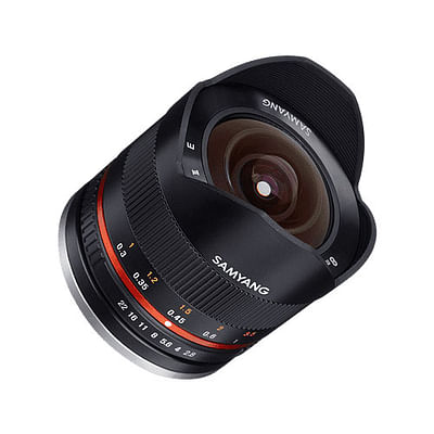Samyang 8mm F2.8 UMC Fisheye II