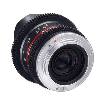 Samyang 8mm T3.1 Cine UMC Fisheye II