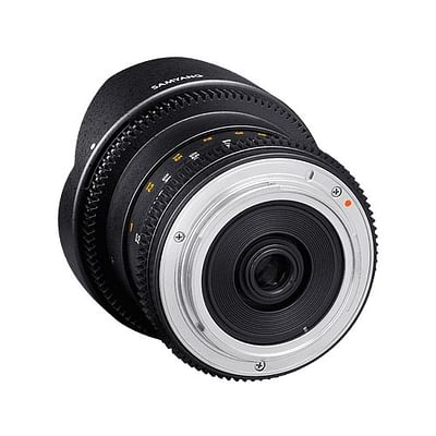 Samyang 8mm T3.8 VDSLR UMC Fisheye CS II