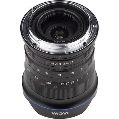 Laowa 10-18mm f/4.5-5.6 FE Zoom Lens for Nikon Z