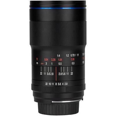 Laowa 100mm f/2.8 2X Ultra Macro APO Lens for Nikon F