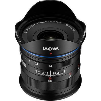 Laowa 17mm f/1.8 MFT Lens