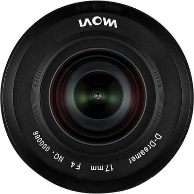 Laowa 17mm f/4 GFX Zero-D Lens