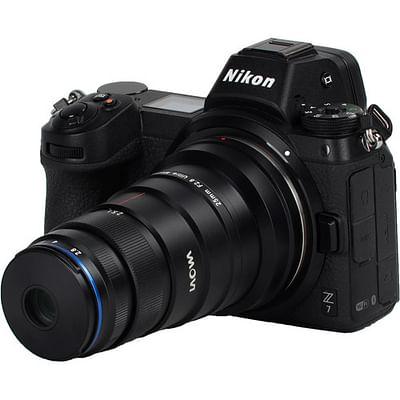 Laowa 25mm F2.8 2.5 5X Ultra Macro Lens