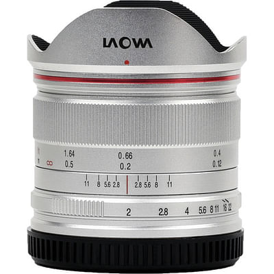 Laowa 7.5mm f2 MFT Lens (Ultra-Light Version)